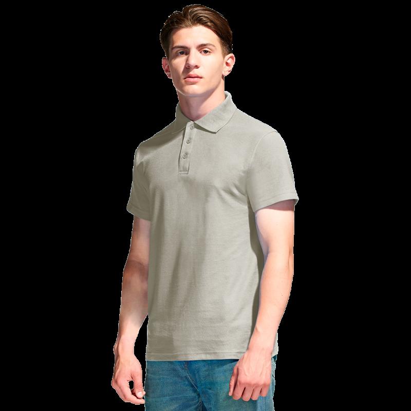 Базовая рубашка поло , StanPremier, 04, Светло-серый (72), XS/44