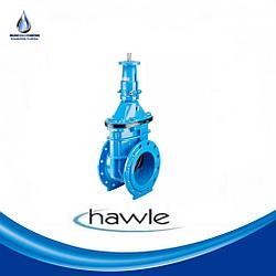Задвижка Hawle (Хавле)  DN 125 PN10-16