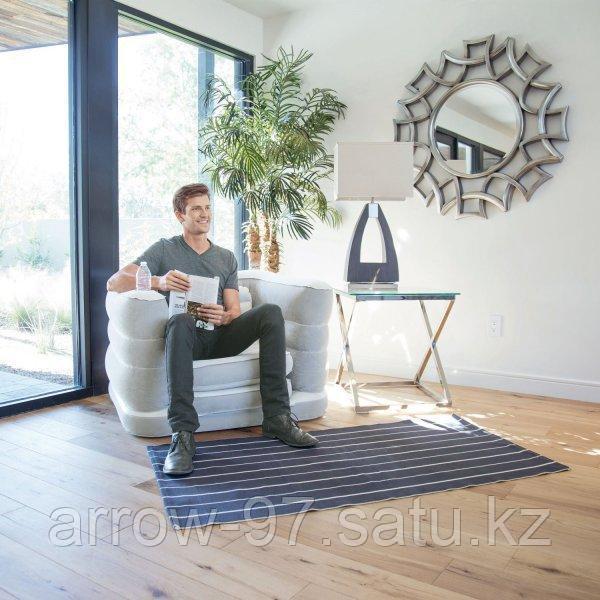 Надувное кресло BESTWAY с насосом в подарок - фото 5