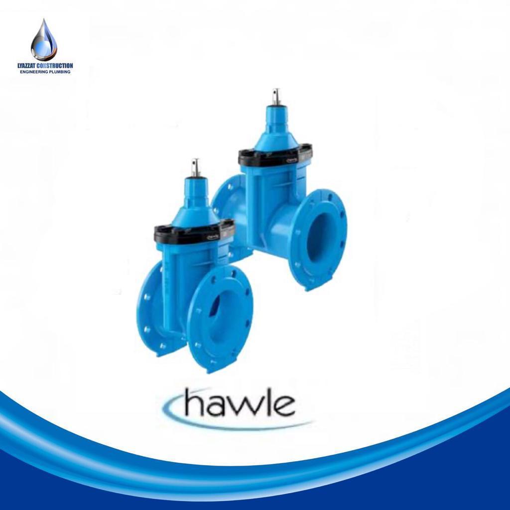 Задвижка Hawle (Хавле) DN 250 PN10-16 - фото 2