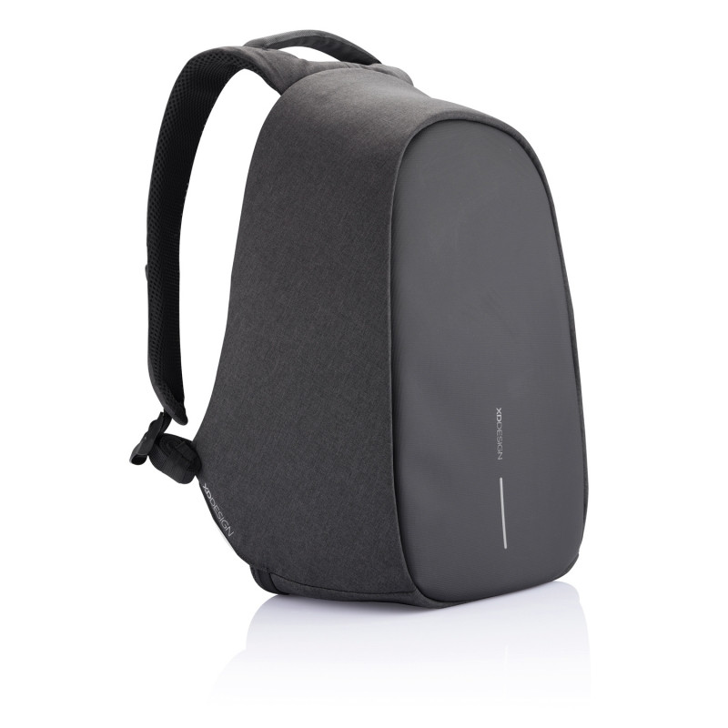 Рюкзак Bobby Pro с защитой от карманников, черный, черный, Длина 29 см., ширина 16 см., высота 44,5 см.,