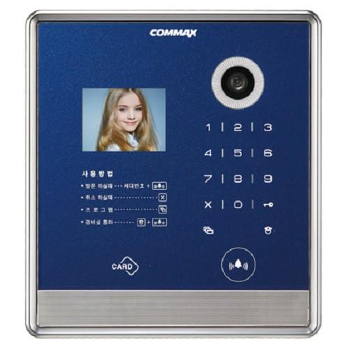 Gate View COMMAX - DRC-703LC/RF1 (Врезной тип установки)