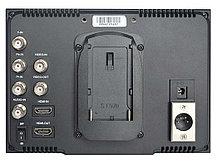 ЖК Монитор FeelWorld  /HDMI-in-out/  +Аккумулятор и зарядное уст., фото 2