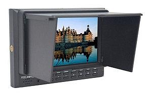 ЖК Монитор FeelWorld  /HDMI-in-out/  +Аккумулятор и зарядное уст.