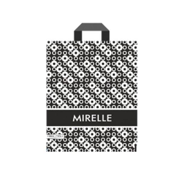 """Пакет (мешок) проруб. ПВД 34х28см, 60мкм, """"Мирель"""", 25 шт"""