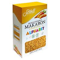 Sotelli Alphabet (Алфавит) морковь макароны безглютеновые 400 гр