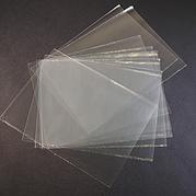 Пакет фасов. ПП 120х300мм 30мкм без печати, 500 шт