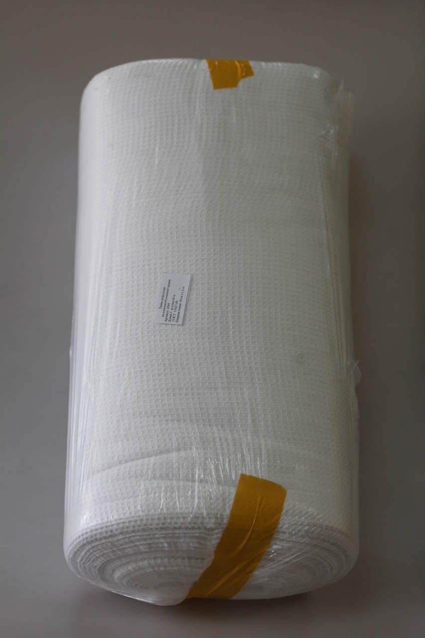 Ткань вафельная ширина 45см, 60 м/рул, 200/м2