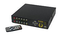 Видеорегистратор стационарный 4-х канальный сетевой HDD рекордер PANDA Fonet.vga, фото 1