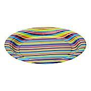 "Тарелка d 230мм, дизайн, ""Technicolor"", бумага, 1000 шт"
