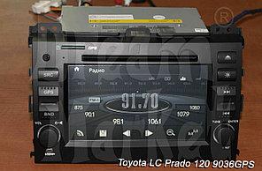 Автомагнитола Toyota LC Prado 120 9036GPS