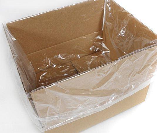Пакет фасов. ПНД 45х70см (вкладыш), 12мкм, 50 шт, фото 2