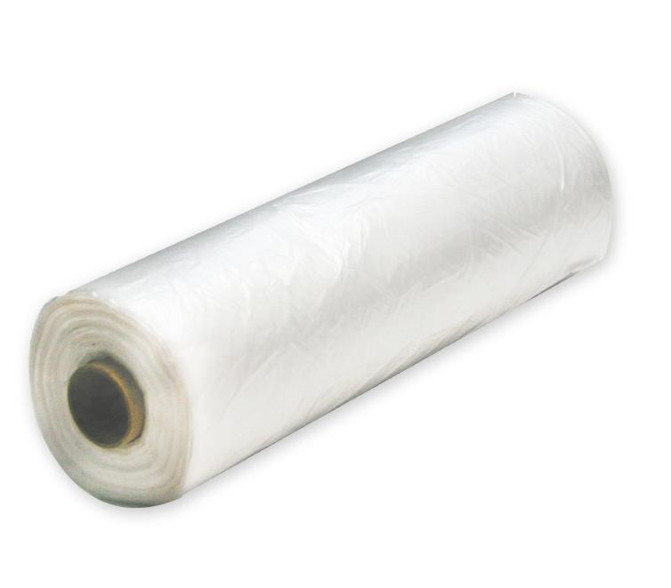 Пакет фасов. ПНД 24х37см  (500шт/рул) 7мкм на шпуле, 500 шт