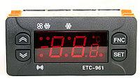 Электронное термореле (микропроцессор) ETC 961, фото 1