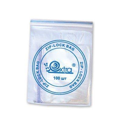 """Пакет """"Zip-Lock"""" ПВД 8х18см, 1000 шт"""