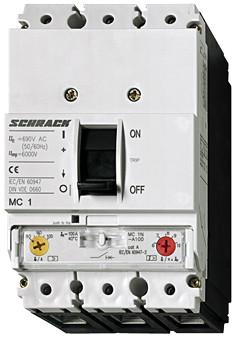 Автоматический выключатель 3 полюса 63А 50кА