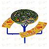 Столик детский «Игра» МФ 31.01.02, фото 2