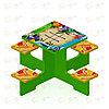 Столик детский «Игра» МФ 31.01.04, фото 3