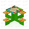 Столик детский «Игра» МФ 31.01.04, фото 4