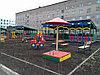 Песочница Игра с крышкой и грибком ИО 5.01.10-02, фото 4