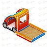 Песочница Пожарная машина ИО 5.03.03-01, фото 2