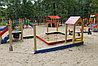 Песочный дворик с горкой ИО 6.01.05, фото 7
