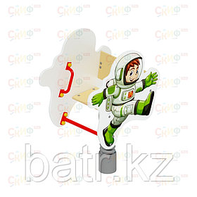Качалка на пружине Космонавт ИО 22.14.01