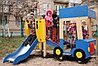 Детский игровой комплекс «Грузовичок» ДИК 1.03.2.02 H=750, фото 6