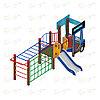 Детский игровой комплекс «Грузовичок» ДИК 1.03.2.03 H=750, фото 3
