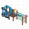 Детский игровой комплекс «Грузовичок» ДИК 1.03.2.04 H=750, фото 2