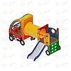 Детский игровой комплекс «Машинка с горкой 3» ДИК 1.03.1.03 Н 750, фото 2