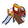 Детский игровой комплекс «Машинка с горкой 4» ДИК 1.03.1.04 Н 750, фото 3
