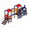 Детский игровой комплекс «Паровозик» ДИК 1.03.5.03 H=750, фото 3