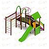 Детский игровой комплекс «Лукоморье» ДИК 2.25.06, фото 3
