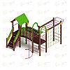 Детский игровой комплекс «Лукоморье» ДИК 2.25.06, фото 4