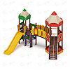Детский игровой комплекс «Карандаши» ДИК 2.26.02 Н=1200, фото 2