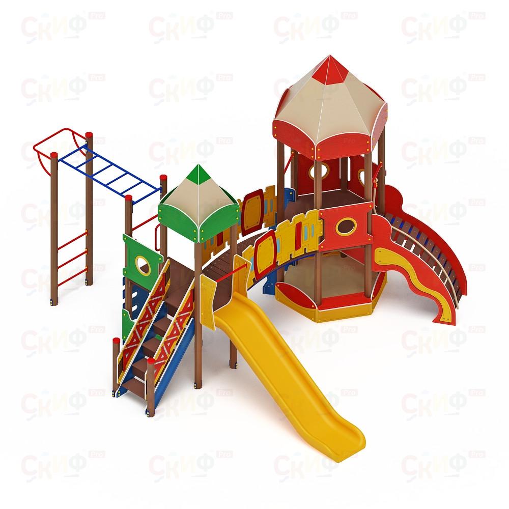 Детский игровой комплекс «Карандаши» ДИК 2.26.03 Н=1200