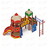 Детский игровой комплекс «Карандаши» ДИК 2.26.03 Н=1200, фото 3