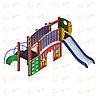 Детский игровой комплекс «Карапуз» ДИК 1.001.01 H=900, фото 4