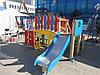 Детский игровой комплекс «Карапуз» ДИК 1.001.01 H=900, фото 6