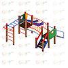 Детский игровой комплекс «Карапуз» ДИК 1.001.05 H=750, фото 3