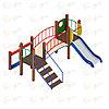 Етский игровой комплекс «Карапуз» ДИК 1.001.06 H=750, фото 4