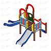 Детский игровой комплекс «Карапуз» ДИК 1.001.07 H=750 Н=900, фото 2