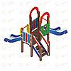 Детский игровой комплекс «Карапуз» ДИК 1.001.07 H=750 Н=900, фото 3
