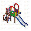 Детский игровой комплекс «Карапуз» ДИК 1.001.07 H=750 Н=900, фото 4