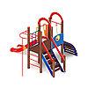 Детский игровой комплекс «Играйте с нами» ДИК 2.01.1.02 H=1200, фото 2