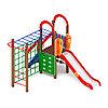 Детский игровой комплекс «Играйте с нами» ДИК 2.01.1.05 H=1200 (ДИК 105), фото 4
