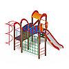 Детский игровой комплекс «Рада» ДИК 2.01.2.03 H=1200, фото 2