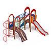 Детский игровой комплекс «Рада» ДИК 2.01.2.07 H=1200, фото 2