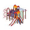 Детский игровой комплекс «Городок» ДИК 2.01.3.01 H=1200, фото 4